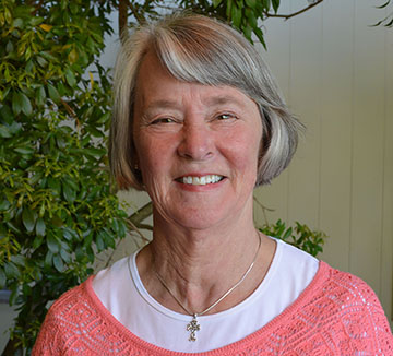 Cathy Thomas, Parish Nurse