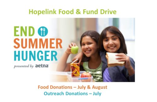 End Summer Hunger