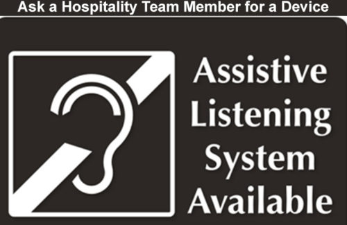 New Assistive Listening System