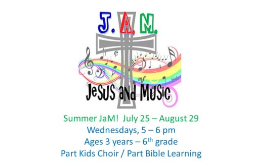 JaM – Jesus and Music