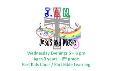 JaM – Jesus and Music