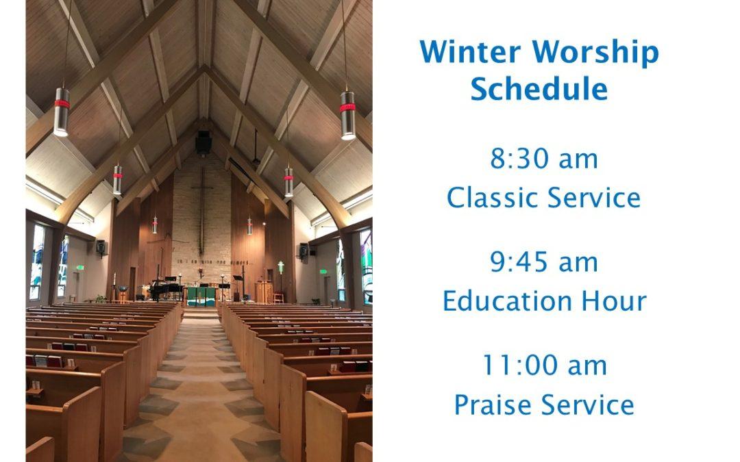 Worship Hours