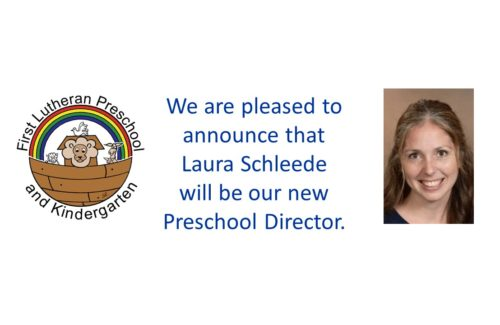 Preschool Director Announced