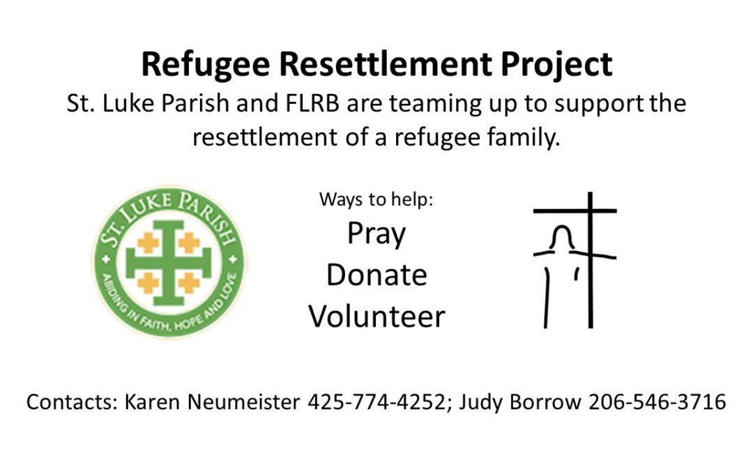 Refugee Resettlement Project