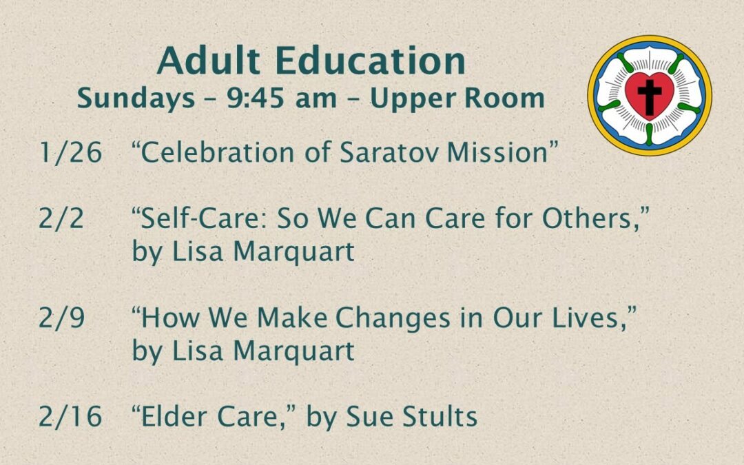 2020 Adult Education
