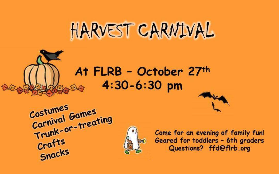 Harvest Carnival